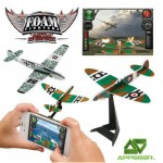 Jeu pour application mobile Appgear - FOAM Fighters : Bataille d'Angleterre