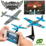 Jeu pour application mobile Appgear - FOAM Fighters : Europe