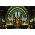 Puzzle 1000 pices - Basilique Notre-Dame de Montral