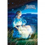 Puzzle 1000 pices phosphorescent - Signe du Zodiaque de Kagaya : Vierge